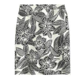 J. Crew Postage-stamp mini skirt in Polynesian